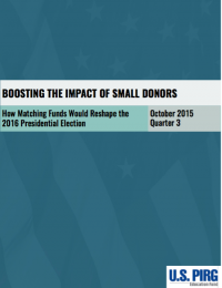 the impact of donor funding on